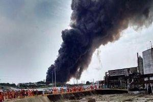 Điều tra 3 vụ nổ đường ống dẫn nhiên liệu