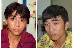 Cà Mau: Tạm giữ bộ đôi trộm xe máy, giật điện thoại nhờ clip trên Facebook