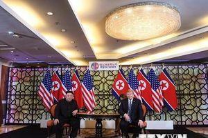 Thượng đỉnh Mỹ-Triều: Nhà Trắng thông báo không có tuyên bố chung