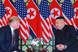 Họp báo khép lại Hội nghị Thượng đỉnh Mỹ-Triều Tiên lần 2