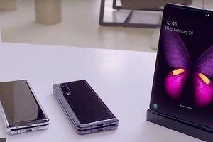 Điện thoại có thể gập lại của Samsung là mối đe dọa thực sự đối với iPhone?