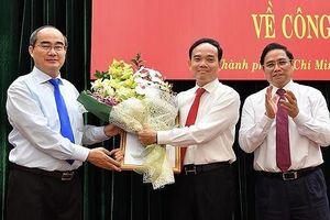 Chân dung người thay ông Tất Thành Cang làm Phó Bí thư Thường trực Thành ủy TP. HCM