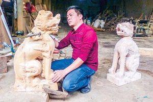 Nghê - linh vật thuần Việt bị bỏ quên