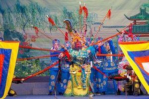 Chương trình giao lưu nghệ thuật Việt - Trung