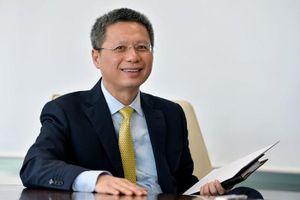 CEO Techcombank: 'Tôi lạc quan đưa Techcombank đồng hành cùng đất nước phát triển'