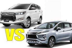 Toyota vẫn đang thống lĩnh phân khúc xe đa dụng