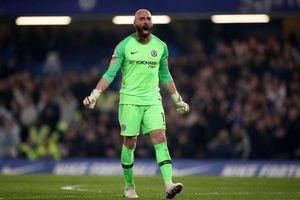 Kepa bị CĐV mỉa mai trong ngày Chelsea đại thắng