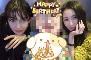 Dương Mịch - Nghê Ni cùng chúc sinh nhật Angelababy, dân mạng gọi tên Đường Yên