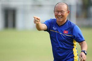 HLV Park Hang Seo có trợ lý mới là Giám đốc Học viện Juventus Việt Nam