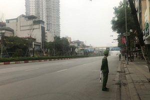 Đường phố vắng lặng phục vụ Hội nghị Thượng đỉnh Mỹ – Triều
