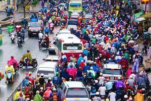 Chuyên gia: 'Hà Nội và TPHCM dành chưa đến 9% diện tích đất đô thị cho giao thông'