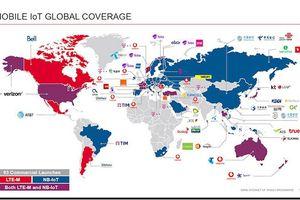 Viettel lọt vào danh sách 50 nhà mạng triển khai thành công NB-IoT