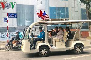 Du khách không phiền lòng vì Hà Nội cấm đường cho Thượng đỉnh Mỹ-Triều