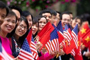 Nụ cười Việt Nam 'tỏa nắng' trong loạt ảnh của phóng viên Nhà Trắng