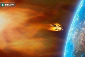 Tàu vũ trụ Liên Xô 1,1 tấn sắp 'xuyên thủng' khí quyển, rơi mất kiểm soát xuống Trái Đất