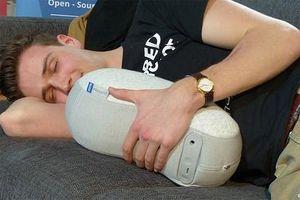 Robot ru ngủ đầu tiên xuất hiện trên thế giới