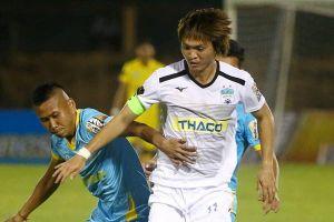 HLV Park Hang-seo lên Gia Lai xem tiền vệ Tuấn Anh thi đấu