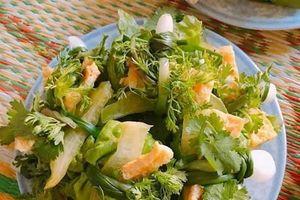 Ai sinh ra, lớn lên ở mảnh đất địa đầu xứ Nghệ sẽ không thể nào quên món ăn này