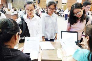 Lo ngại lấy tỷ lệ việc làm xác định chỉ tiêu tuyển sinh