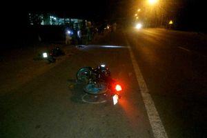 Tai nạn 'kép' trên Quốc lộ 20 hướng đi Đà Lạt