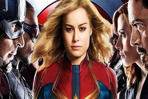 Những điều cần biết về Đại Úy Marvel siêu anh hùng mạnh nhất Vũ trụ Điện ảnh Marvel hiện nay