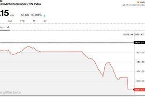 Chứng khoán sáng 1/3: Thị trường dễ dàng hồi phục nhờ cầu bắt đáy