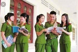 Tuyển sinh vào các trường CAND giảm mạnh, 2 trường đại học ngừng tuyển sinh