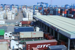 Cảng Cát Lái đặt mục tiêu 5 triệu TEU hàng hóa thông qua cảng