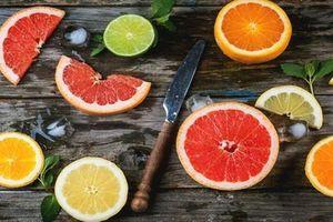 Tự detox mỗi ngày giúp dáng đẹp eo thon chỉ bằng cách ăn các loại quả dễ kiếm này