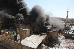 Đặc phái viên LHQ đề xuất thành lập diễn đàn quốc tế về Syria