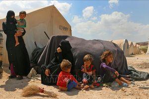 Báo động thực trạng trẻ em thiệt mạng khi chạy khỏi vùng chiến sự tại Syria