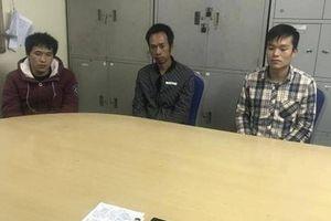 3 đối tượng người nước ngoài có lệnh truy nã bị bắt tại Việt Nam