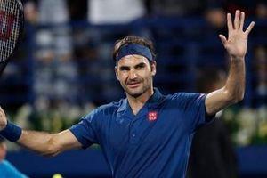 Hạ Fucsovics, Federer vào bán kết Dubai Championships