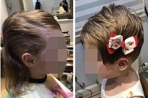 Bé gái tự cắt hết tóc của mình vì nghe lời 'MoMo': Nhân vật này là ai mà có thể khiến trẻ nhỏ nghe lời răm rắp?