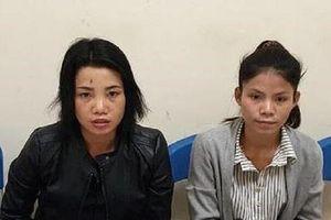 Nghệ An: Bắt 2 đối tượng về tội 'Mua bán người'