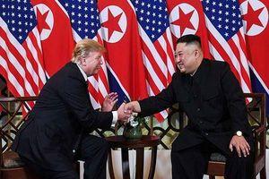 Không tuyên bố chung nào được đưa ra trong Thượng đỉnh Mỹ - Triều lần 2