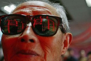 Chứng khoán Trung Quốc tăng mạnh nhất thế giới trong tháng 2
