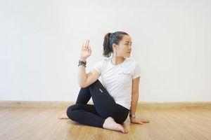 Yoga kết hợp vào thói quen hằng ngày