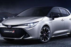 Toyota Corolla GR Sport và Corolla TREK chính thức lộ diện