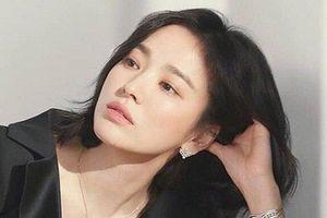 Giữa ồn ào ly hôn, Song Hye Kyo gây chú ý: 'Với tôi, một số việc không nên miễn cưỡng'