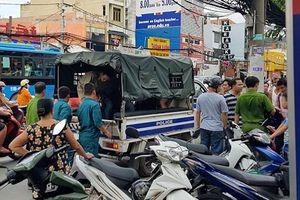 Đề nghị truy tố nhóm cướp chống cảnh sát ở Gò Vấp