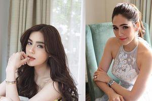 Vẻ quyến rũ của 3 bông hồng lai đẹp nhất Thái Lan