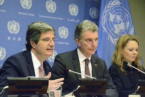 Pháp và Đức chính thức đồng đảm nhiệm chủ tịch luân phiên HĐBA