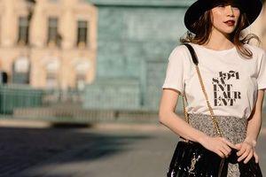 Hồ Ngọc Hà gợi cảm giữa Paris fashion week