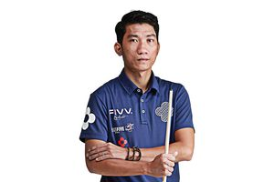 Ngô Đình Nại đi 2 series điểm khủng, đoạt vé vào bán kết Giải Carom 3 băng Hàn Quốc