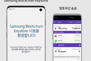 Ví tiền điện tử được tích hợp sẵn trong Samsung Galaxy S10