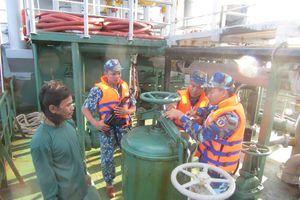 Tăng cường thực thi pháp luật trên biển