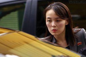 Em gái Chủ tịch Kim Jong-un nổi bật tại Hà Nội