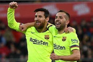 Barca trói chân hậu vệ Alba bằng điều khoản trị giá nửa tỷ euro