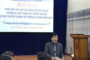 Lễ hội truyền thống Nữ tướng Lê Chân 2019 diễn ra trong 3 ngày